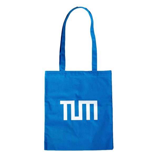 TUM cotton bag, blue