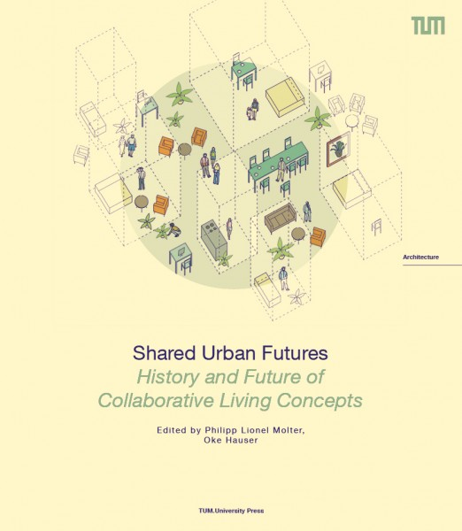 Book Shared Urban Futures