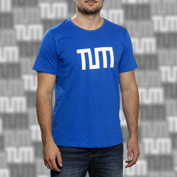 T-Shirt Classic Men blue